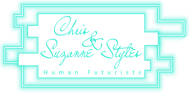 Chris and Suzanne Styles, strategic thinking consulting, strategic thinking consultants, human futurology, predicting the future, human futurists, predicting the future, entrepreneurial futurists